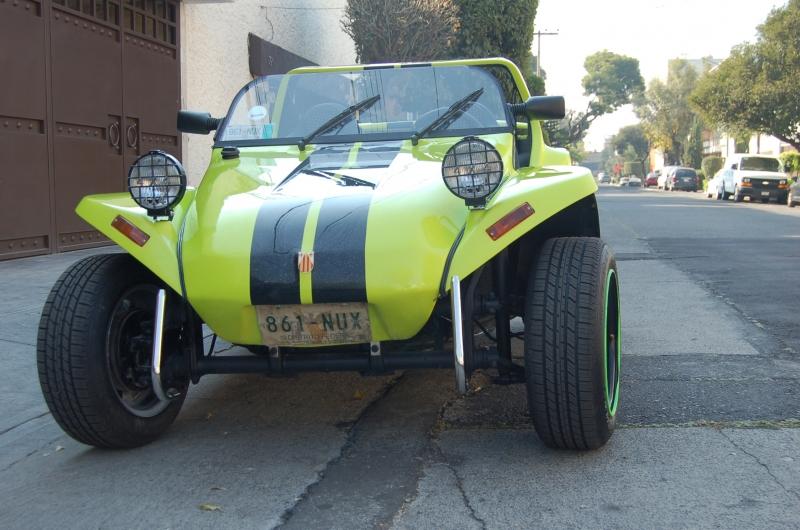 buggy verde 002