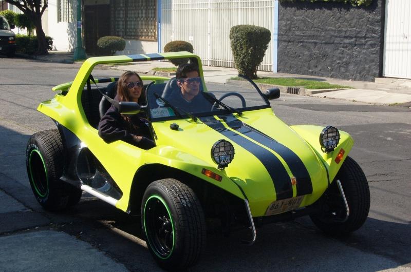 buggy verde 029