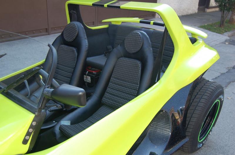 buggy verde 27