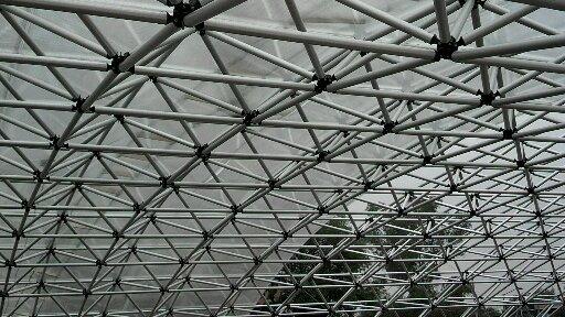 Expo Stands For What : Techados tridilosas y geodesicas stands de exposición